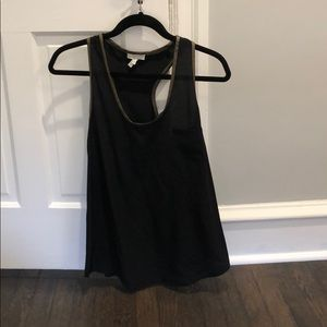 Joie Alicia Silk Tank Top